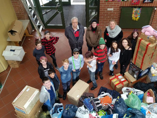 Spendenaktion Mittelschule Wörth