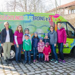 Spendenaktion Kinderhaus Hörlkofen