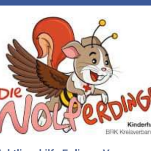 "Spende für Kinderhaus ""Die Wolperdinger"" in Erding"