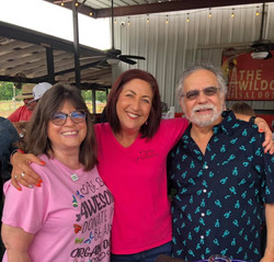 K&M with Alma at Mud Bug Mall 2021