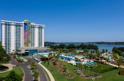 Margaritaville Resort Aerial 03
