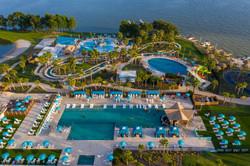 Margaritaville Resort Aerial 14