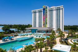 Margaritaville Resort Aerial 01