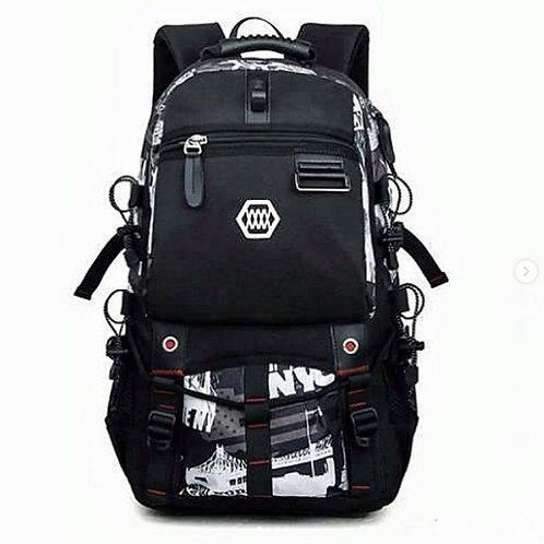 Вмесительный рюкзак, чёрный