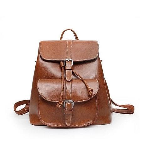 🍀Классический рюкзак, весьма компактен.