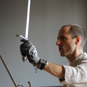 McLean Wields His Sword With Glory