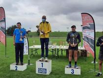 Un podium lors du 10km de Lisses