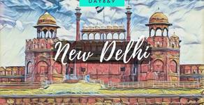 Touchdown! New Delhi: Day 8 & 9: Delhi Via-Agra