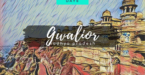 Mighty Gwalior: Day 5: Delhi Via-Agra
