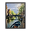 Thumbnail: Life is a Painting, Amsterdam Framed Poster by Being Out Of Office