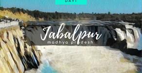 Dhuandhar Jabalpur: Day 1: Delhi Via-Agra