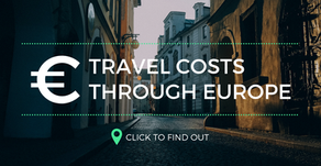 How Much Does Traveling Through Europe Cost?