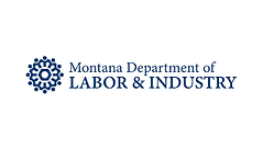 MT Dept of Labor & Industry Logo