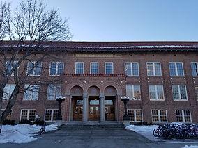 Roberts Hall - Montana State University