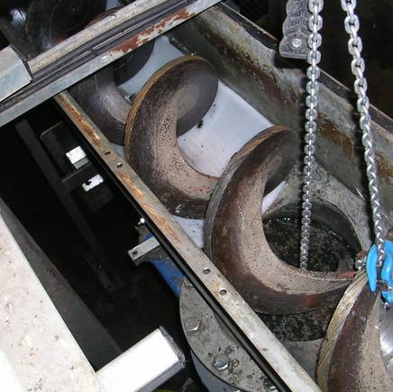 Screw Conveyor Replacement