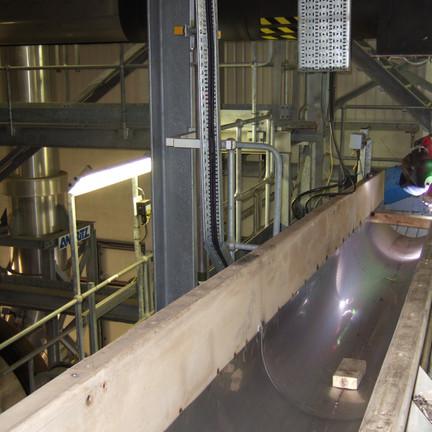 Conveyor Replacement & Repair