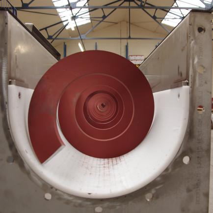 Shaftless Hire Conveyor