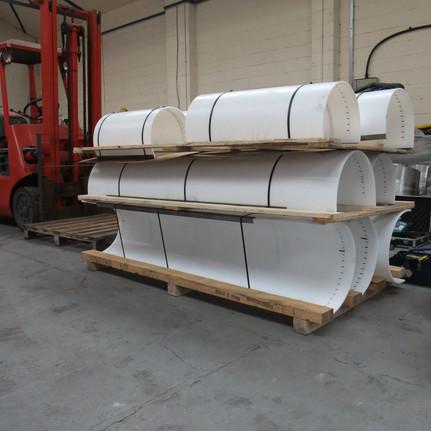 Screw Conveyor Liners