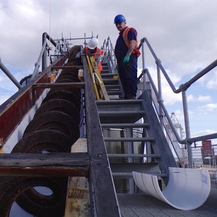 Service & Maintenance Screw Conveyors