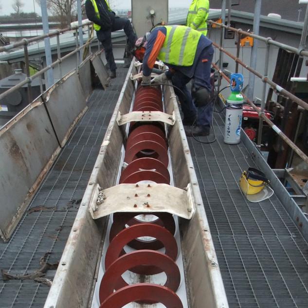 Screw Conveyor Service & Maintenance