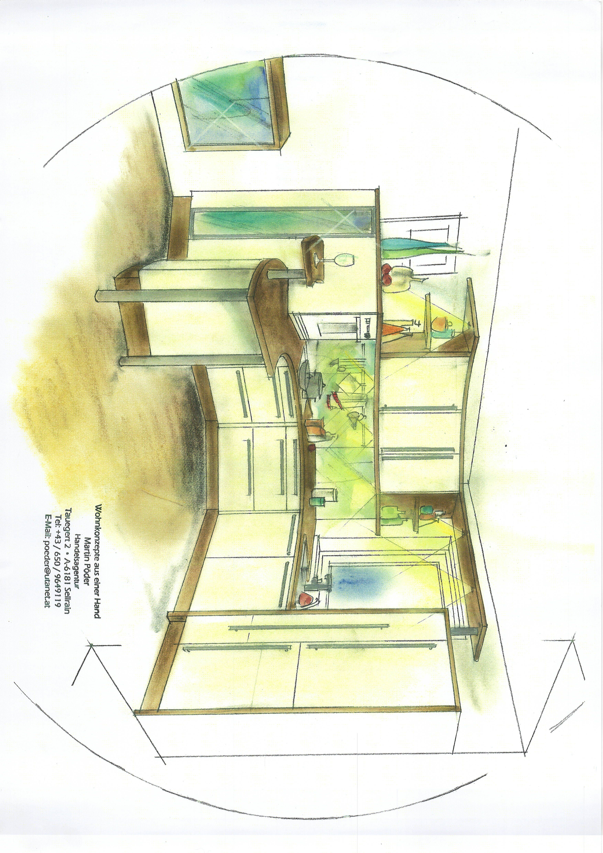 plan küche 6