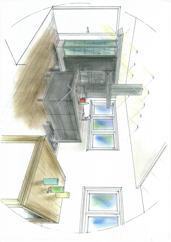 plan küche 4
