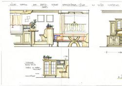 plan küche landhaus 4