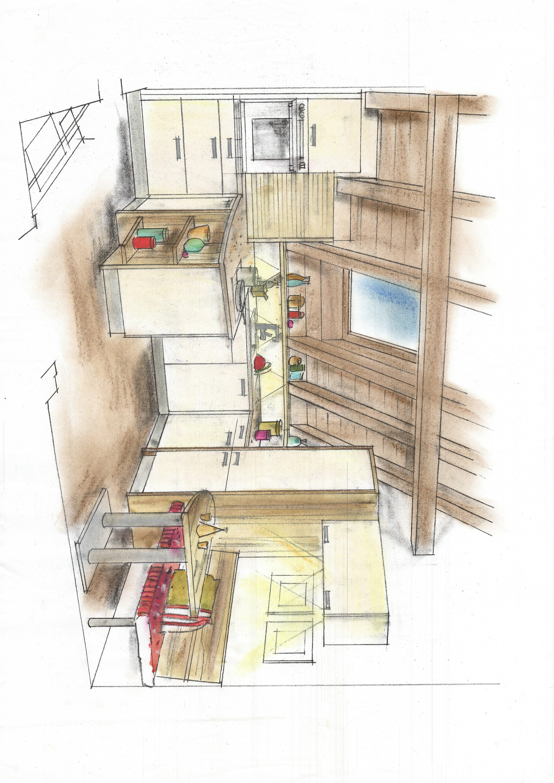 plan küche 2