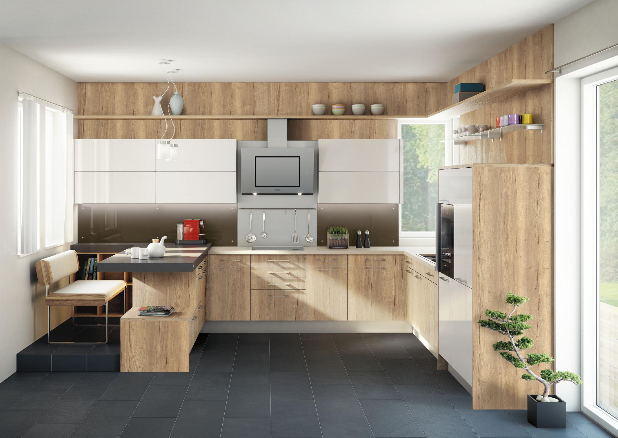 küche modern 25