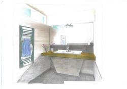 plan badezimmer 1