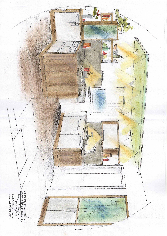plan küche 9