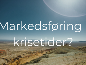 Hvordan bruke penger på markedsføring i krisetider?