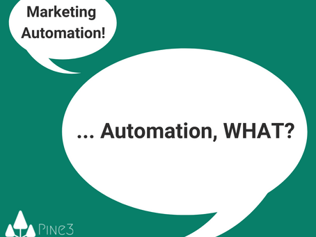 What can you automate with Marketing Automation?