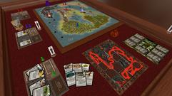Lizard Army on Tabletop Simulator