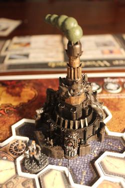 The Professor's Fortress