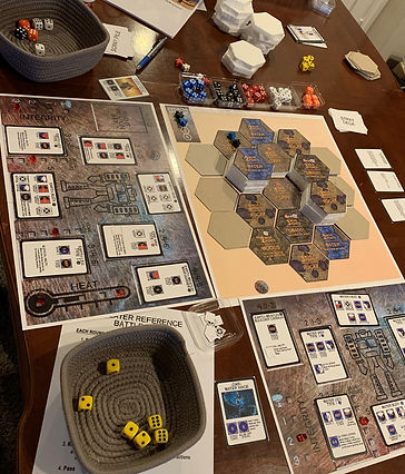 Mechamentals - first table test, cropped