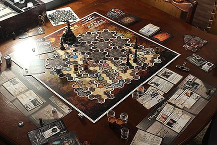 The Clockwork Maze of Professor Blunderbuss