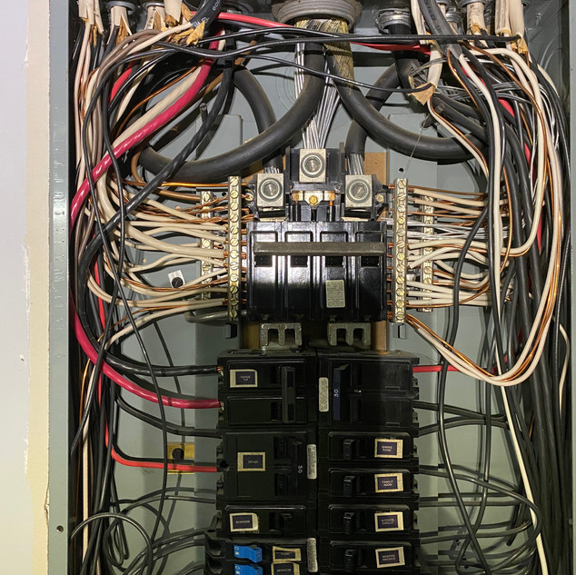 Panel Wire