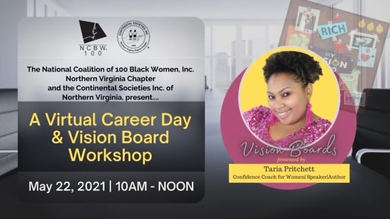 Career Day and Vision Board  Wkshp - Val