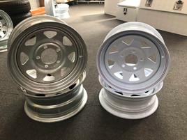 Trailer Rims, Wheels & Tyres