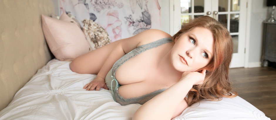 When Is The Best Time To Do A Boudoir Shoot?