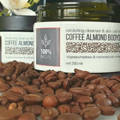 COFFEE ALMOND KEHAKOORIJA