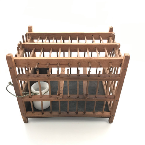 Coal Miner's Canary Cage