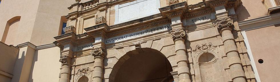 Porta Garibaldi Marsala