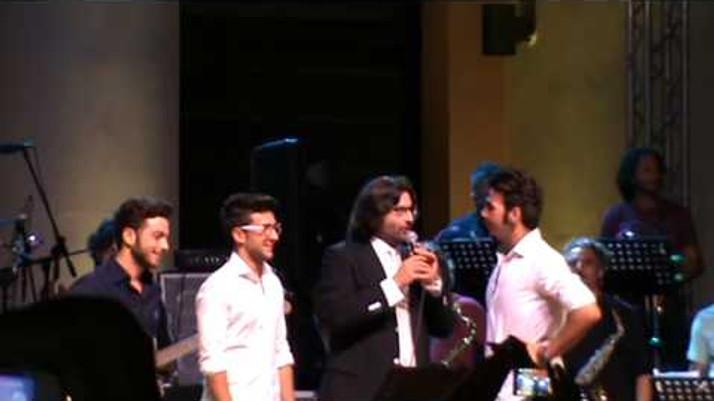 Il Volo - Marsala 25 Agosto 2015 - Grande Amore