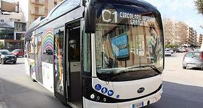 bus linea marsala