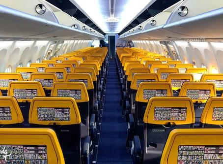 Ryanair considera di lasciare a terra l'intera flotta