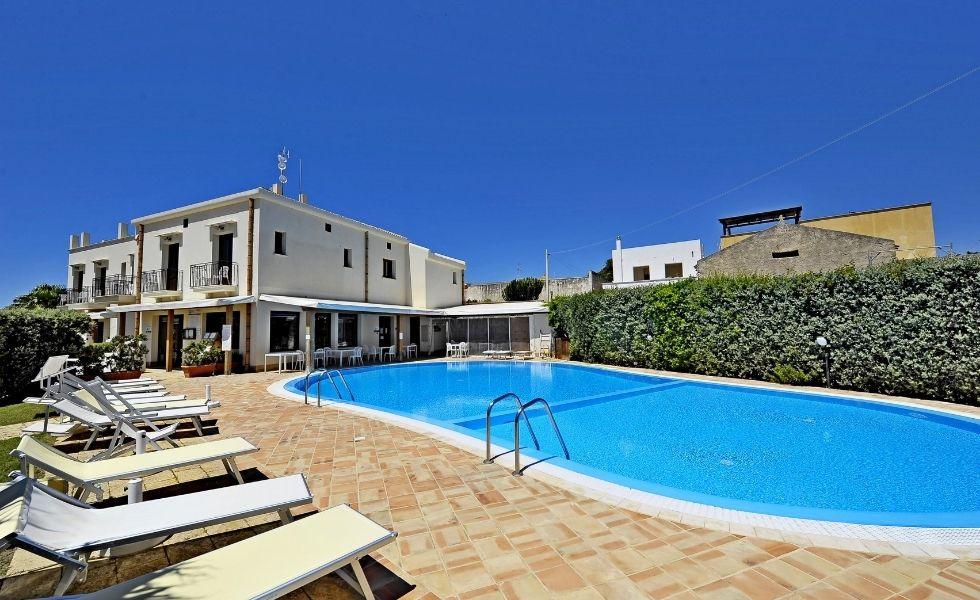 Resort Santa Maria vista piscina