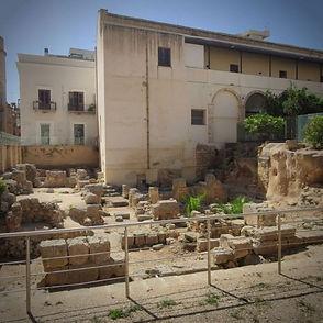 AREA ARCHEOLOGICA DI SAN GIROLAMO