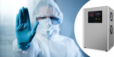 sanificazione con ozono Marsala